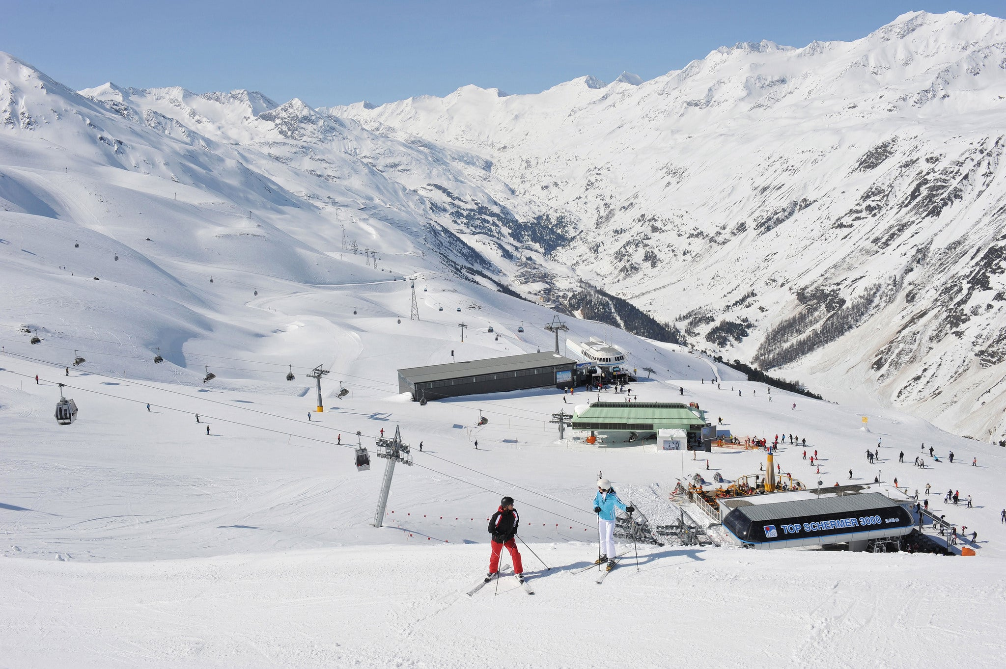 how hochgurgl became the most exciting ski resort in the Ötztal
