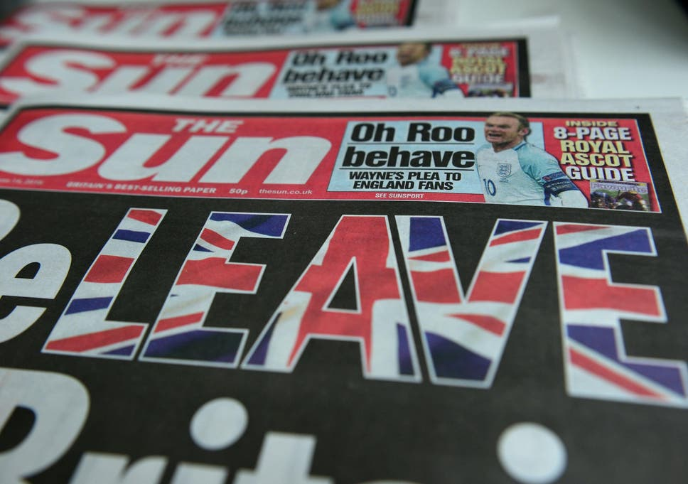 How our right-wing press entrenched Brexit divisions | The