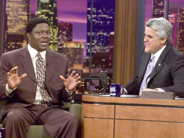 Return of the Mac: On 'The Tonight Show with Jay Leno' in 2001