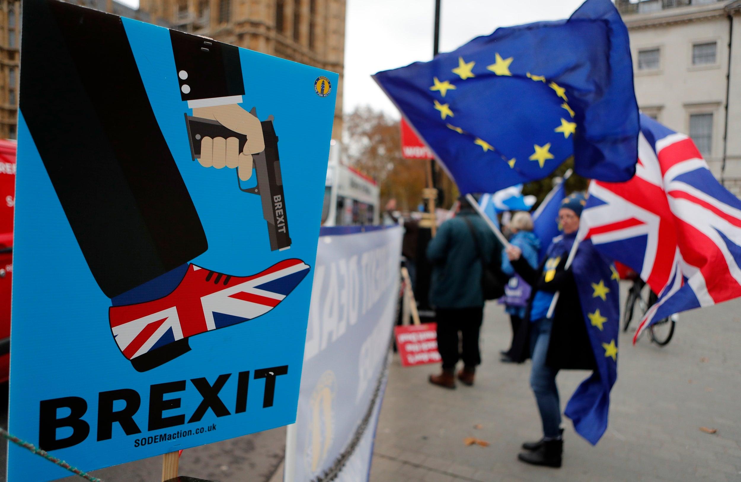 Brexit Common Sense - Cover