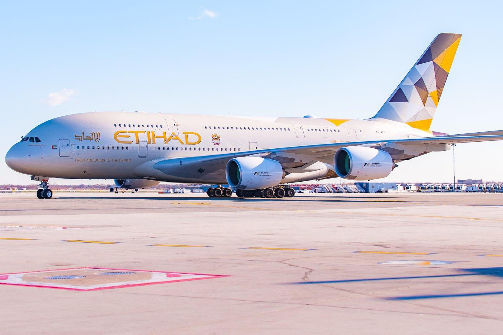 Etihad - latest news, breaking stories and comment - The