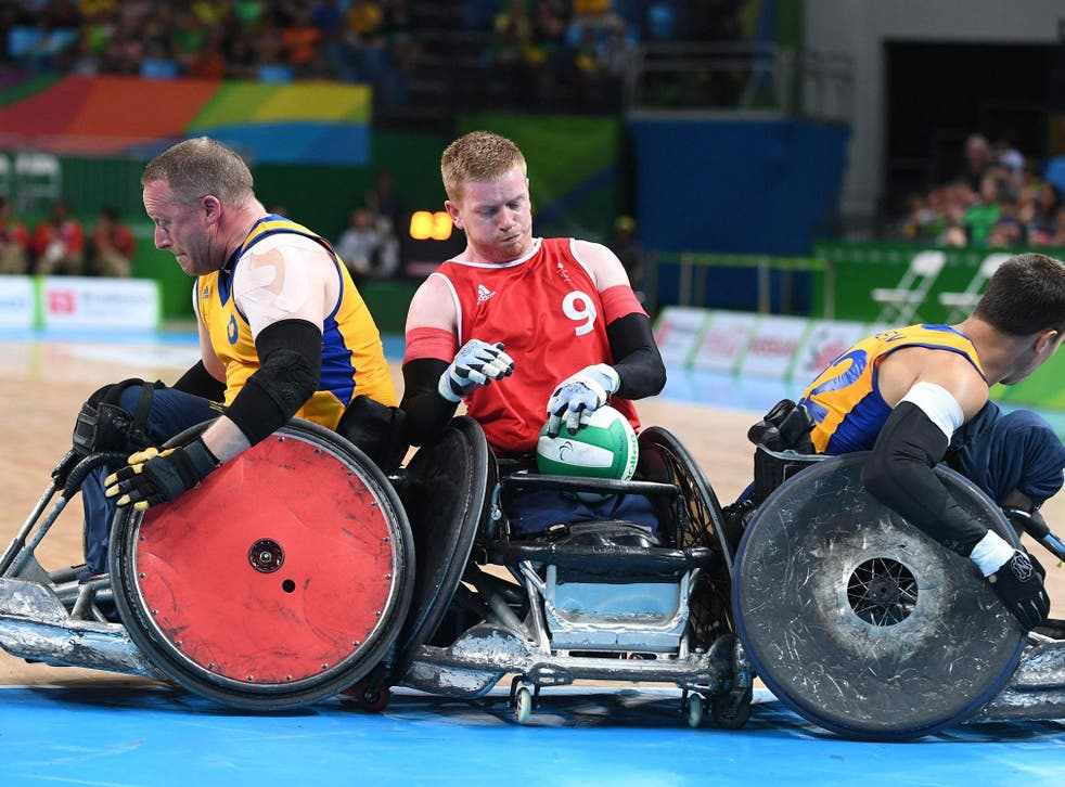 Wheelchair rugby has secured a £500,000 investment for Tokyo 2020