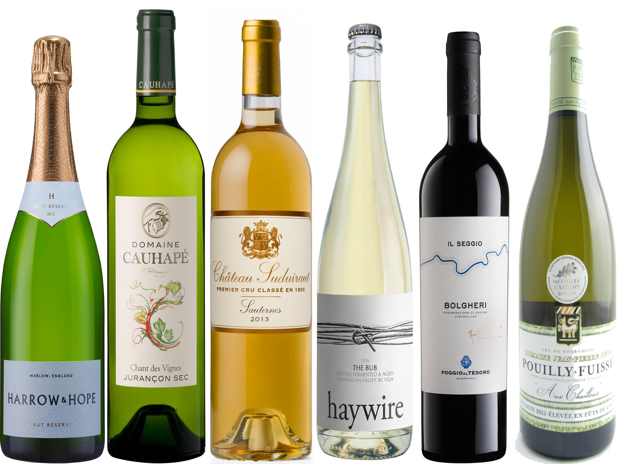 Wines of the week: The 12 bottles to drink over Christmas   The ...