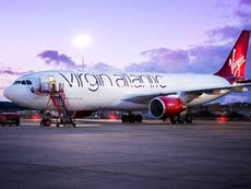Virgin Atlantic Christmas strike: Back-up planes on standby