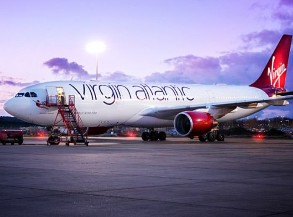 Going places? A Virgin Atlantic Airbus A330