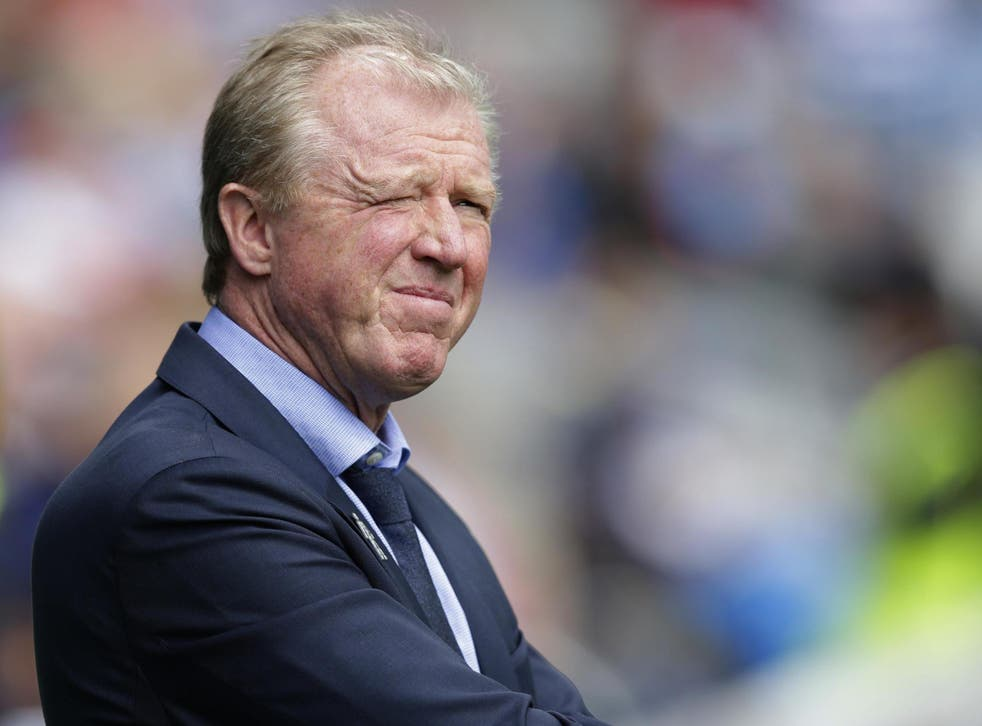 QPR are just eight points clear of the relegation zone