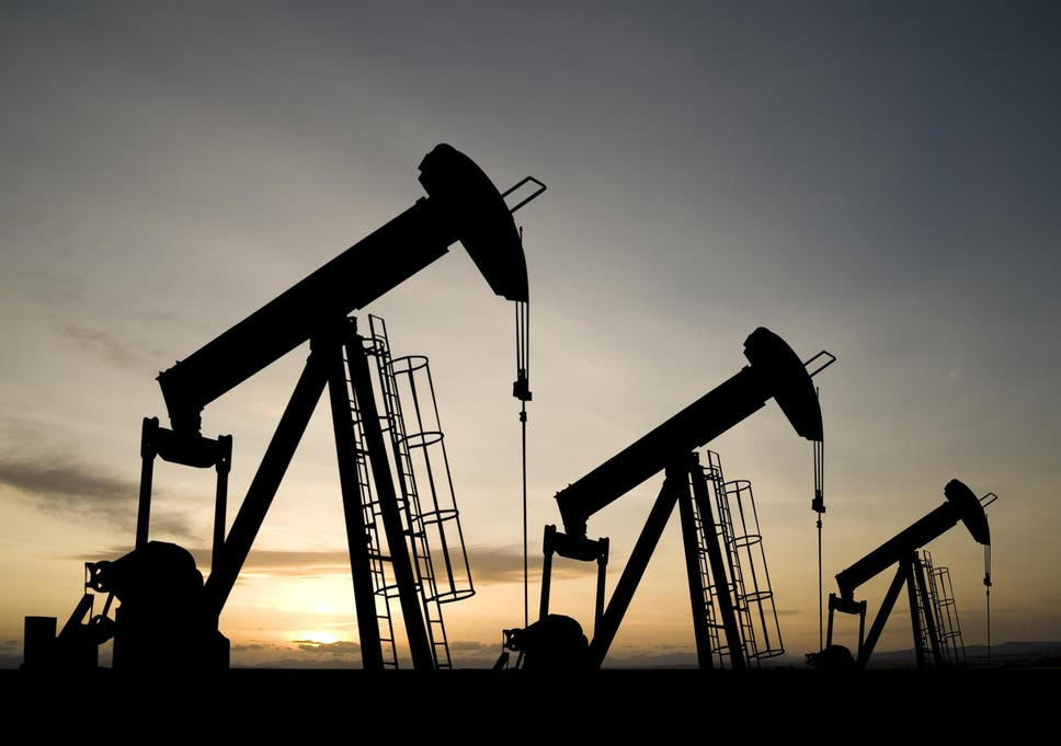 The oil price rose as fears of oversupply were assuaged by a promise to cut production