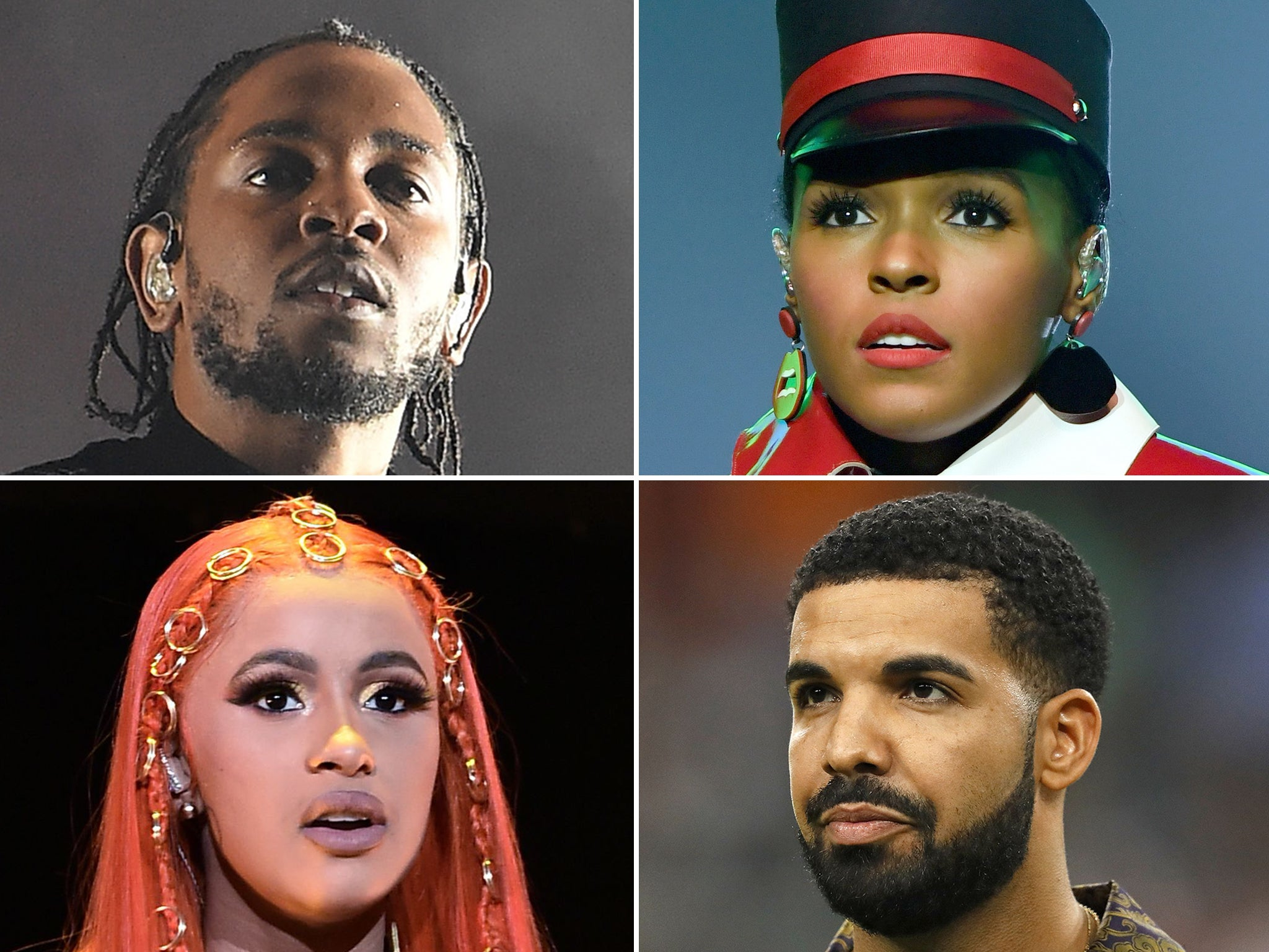 Grammy nominations: Three talking points, from album of the