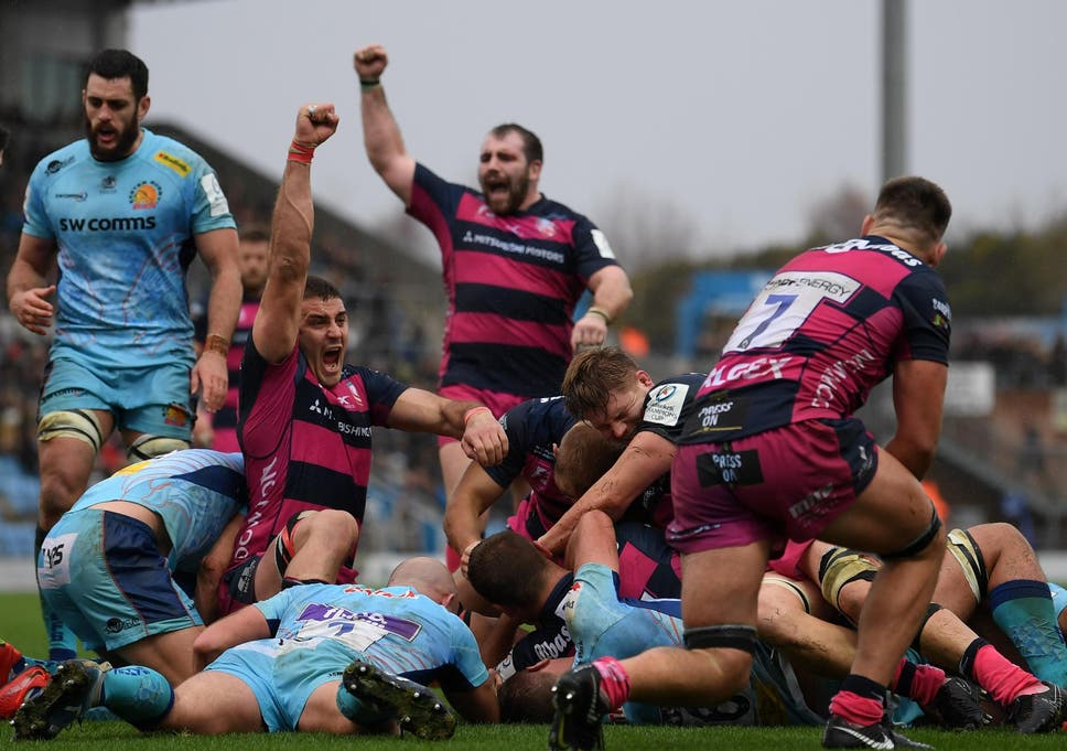 a0af25a3 Exeter Chiefs' European Cup hopes hang by a thread following ...