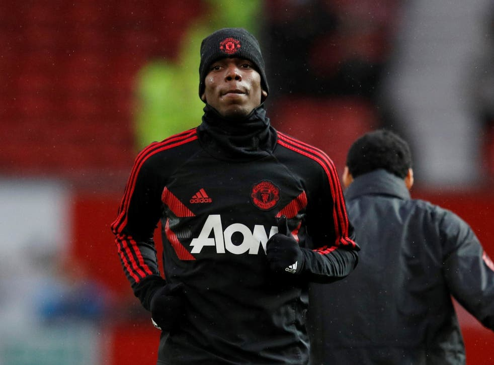 Paul Pogba remained an unused substitute in Manchester United's 4-1 win over Fulham