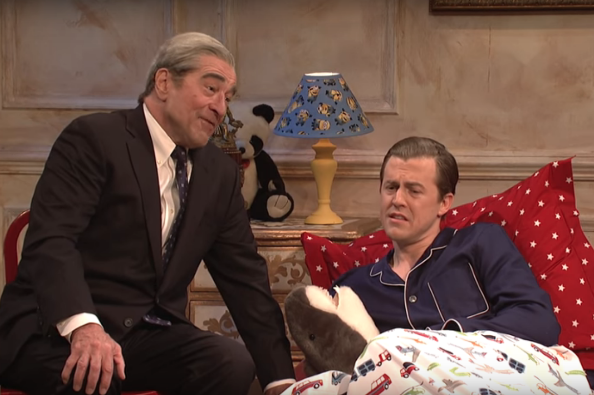 Saturday Night Live: Robert De Niro makes surprise SNL appearance as Mueller in cold open