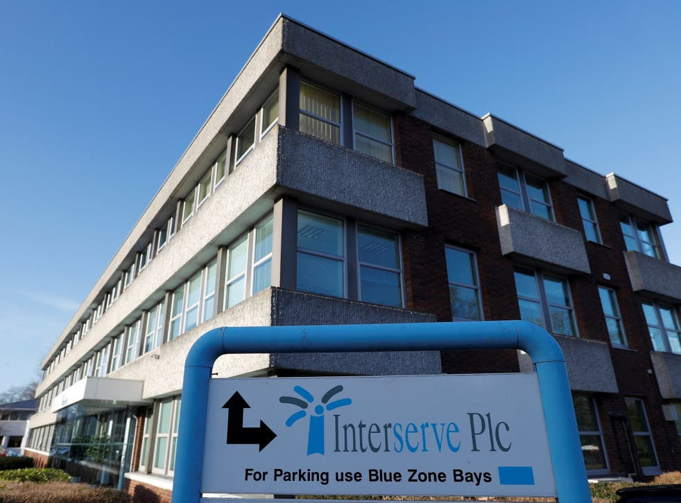 Closing in on a rescue? Contractor Interserve has provisionally agreed a deal with lenders
