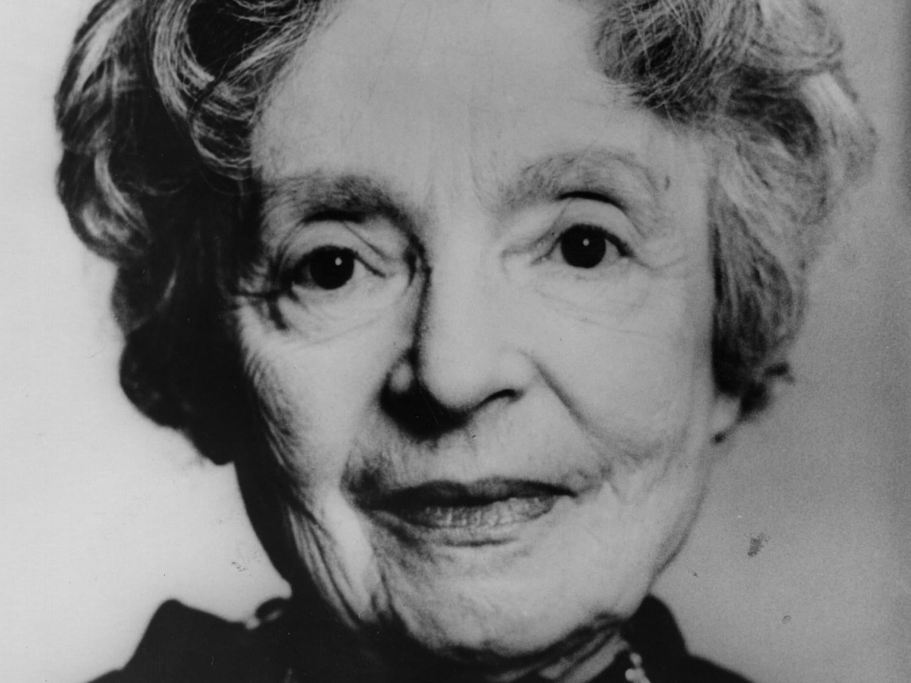 Nelly Sachs: Who was the poet who escaped Nazi Germany and recorded the horror of the Holocaust in verse?