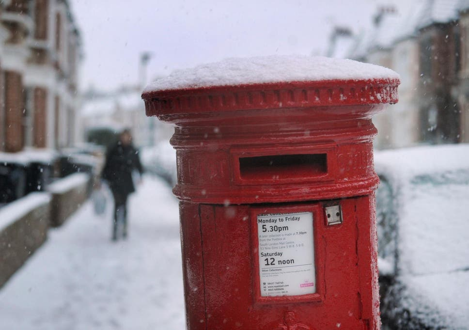 Christmas postal dates: When are the Royal Mail deadlines for ...