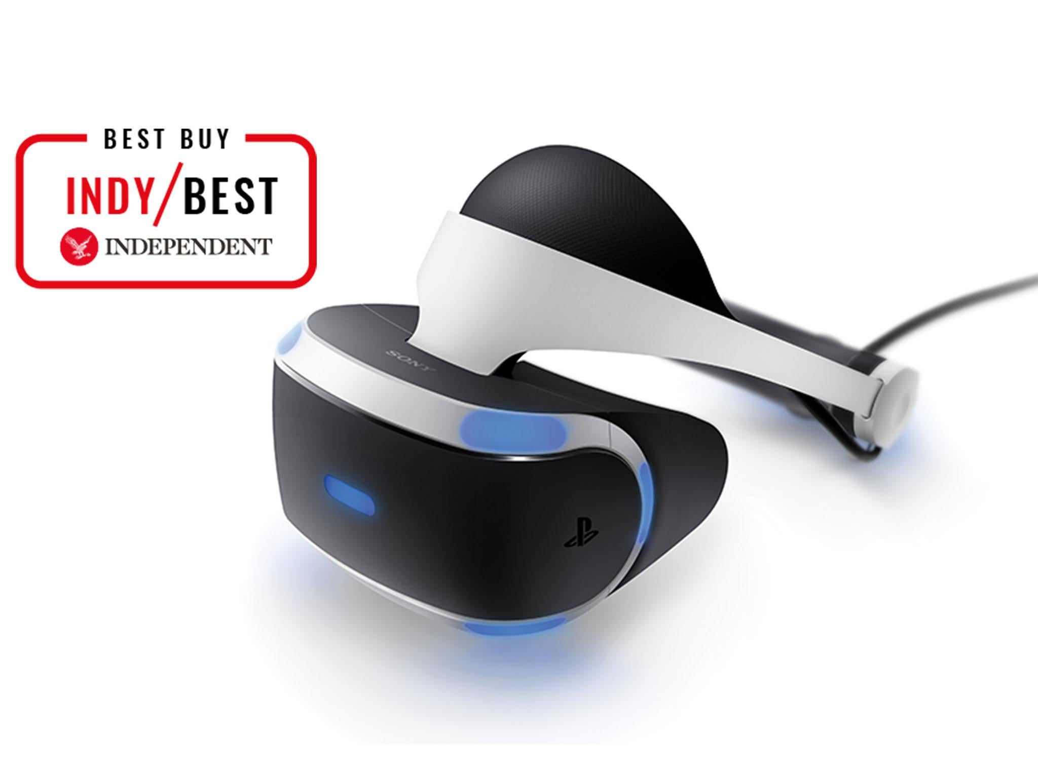 066836302165 PlayStation VR  £180