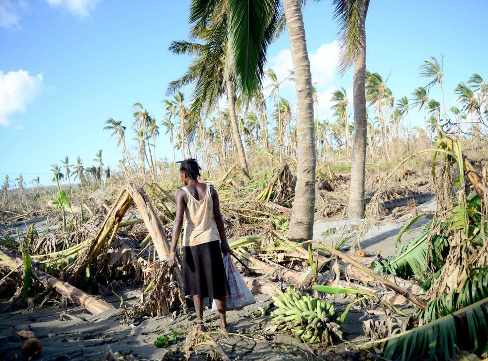 When Cyclone Pam struck Vanuatu in 2015 it wiped out much of the island nation's GDP