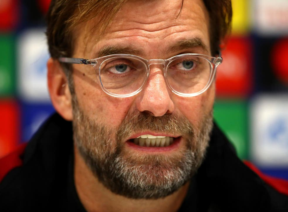 Jurgen Klopp believes if 'something special is possible', it can happen at Anfield