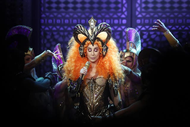 Cher is setting out on a UK arena tour in 2019