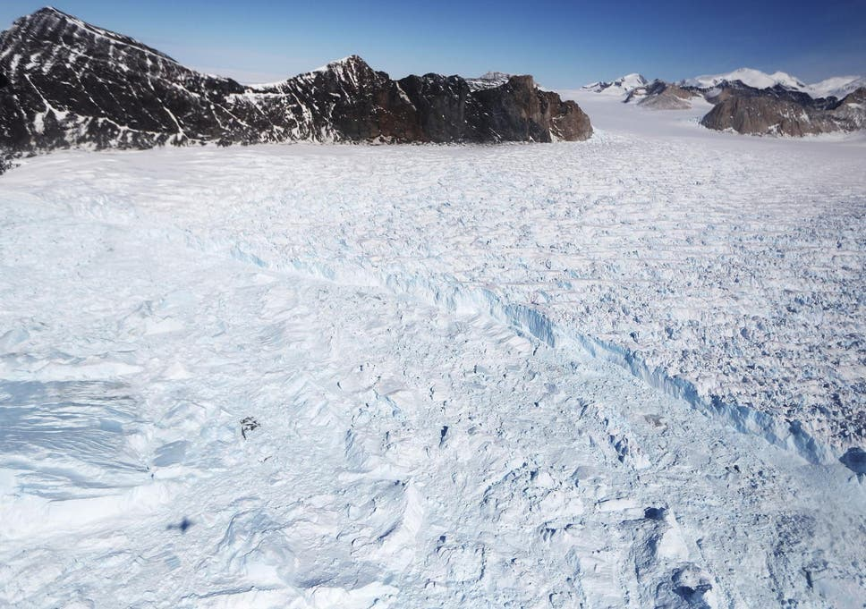 0035e066ffb Huge glaciers in East Antarctica thought to be stable are melting, Nasa  research reveals