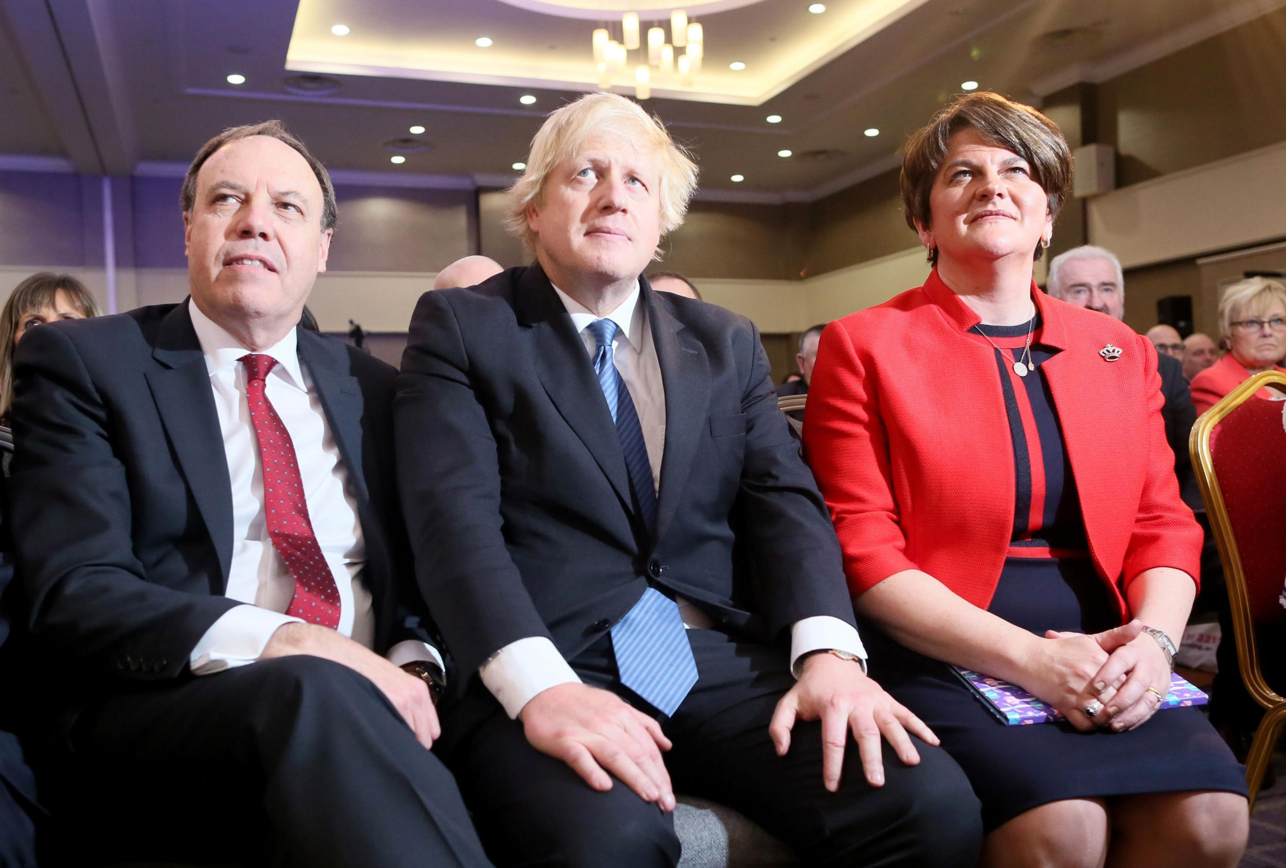The DUP have become turkeys voting for Christmas as they steer us toward a no-deal Brexit