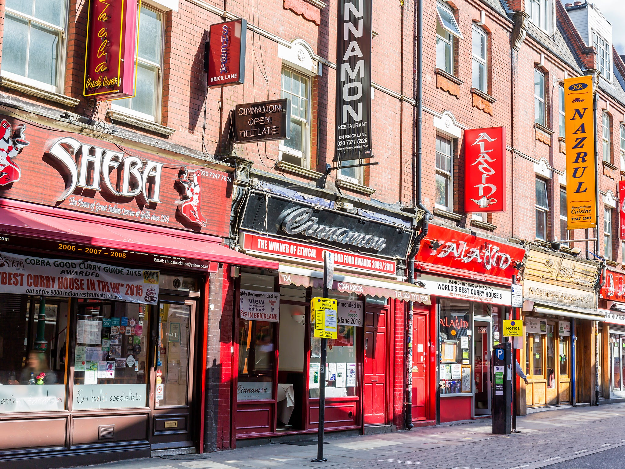 7c3939d3 British curry industry 'dying' because of Brexit and staff shortages,  leading restaurateurs warn | The Independent