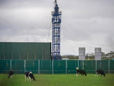 Fracking halted in Lancashire after largest earthquake so far