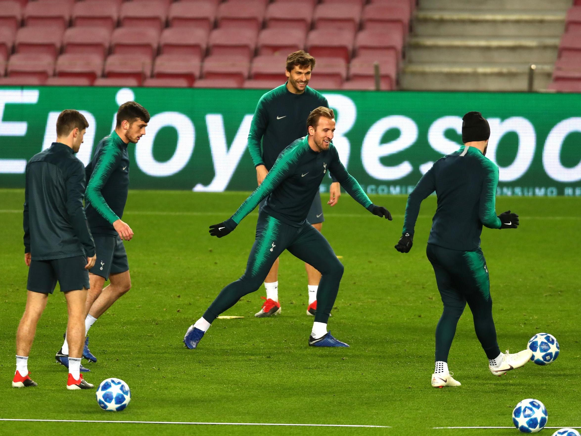 Barcelona vs Tottenham LIVE – Champions League latest updates, team news, prediction, odds, how to watch on TV and stream online