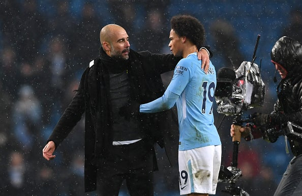 Manchester City transfer news: Leroy Sane feels 'at home' and wants to sign contract extension