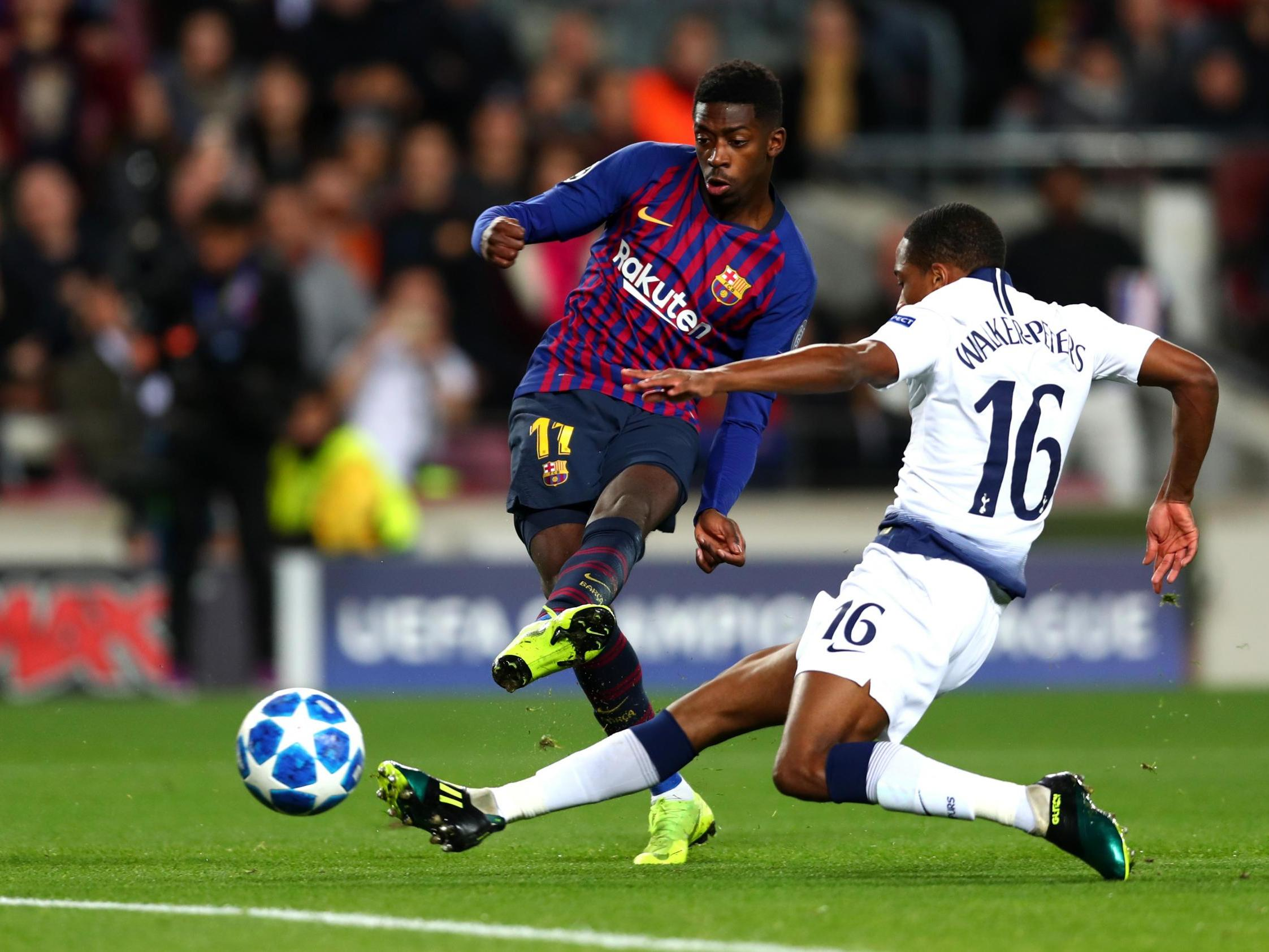 Ousmane Dembele shows Barcelona exactly why he is an enigma worth cracking
