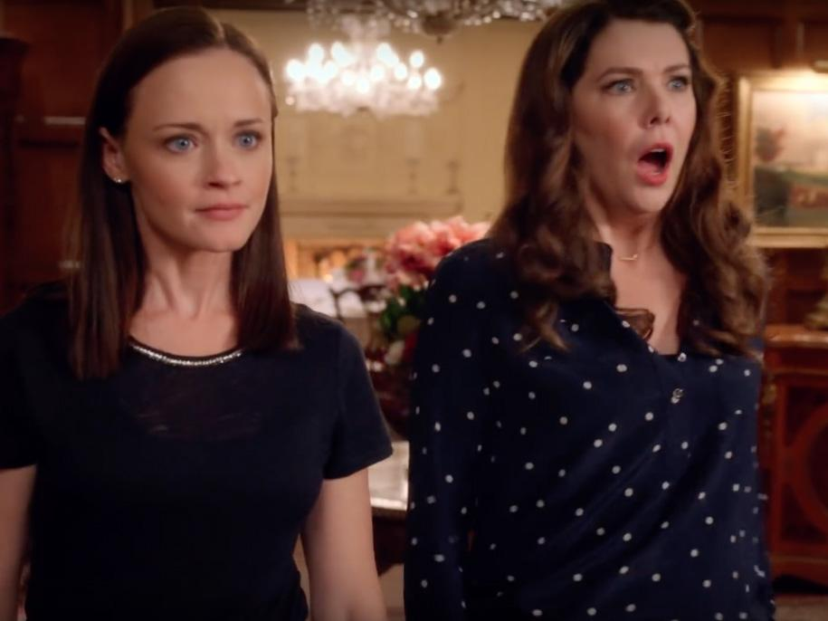 Gilmore Girls: You can now have lunch at Lorelai and Rory's House