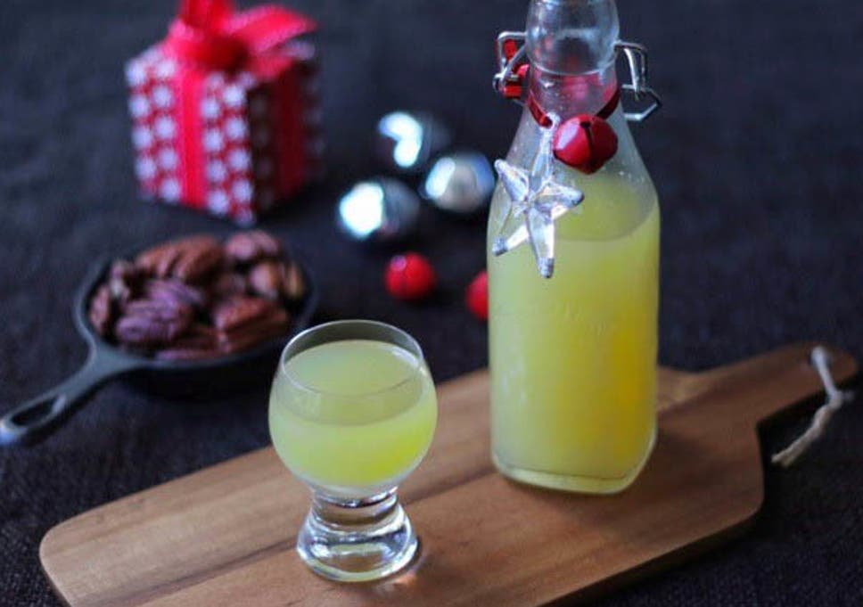 Christmas 2018: How to make spiced honey, ginger and lemon vodka