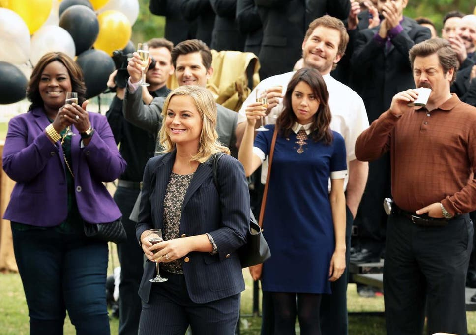 Parks and Recreation season 8? Only more seasons of The Good
