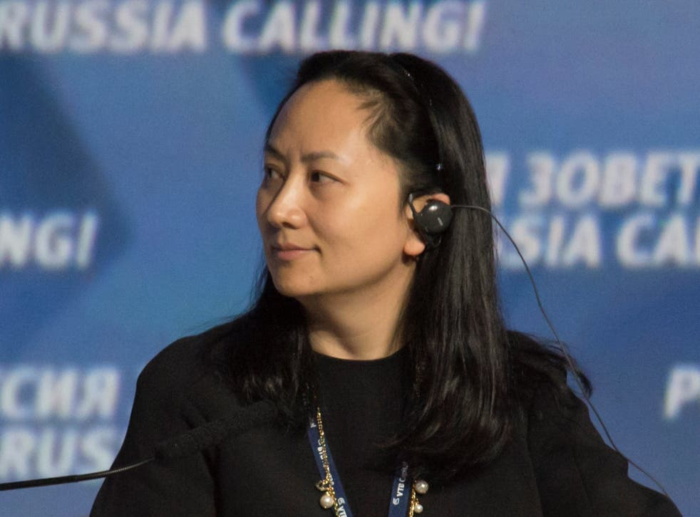 Meng Wanzhou, chief financial officer at Chinese technology giant Huawei, was arrested on suspicion of fraud charges