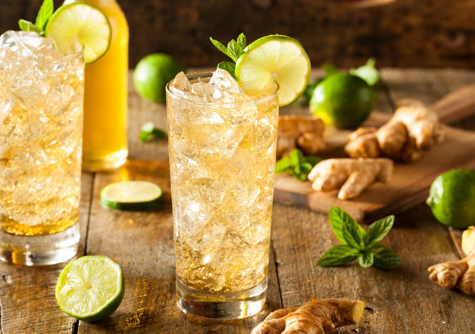 10 best ginger beers for an alcohol-free Christmas and New