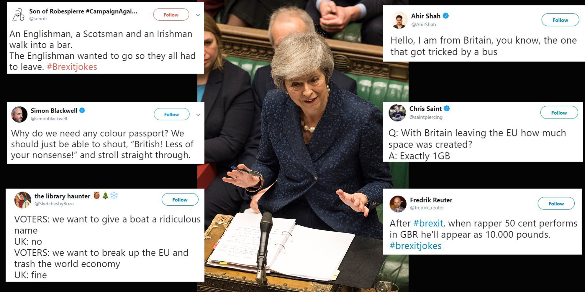 30 of the funniest jokes and memes about Brexit | indy100