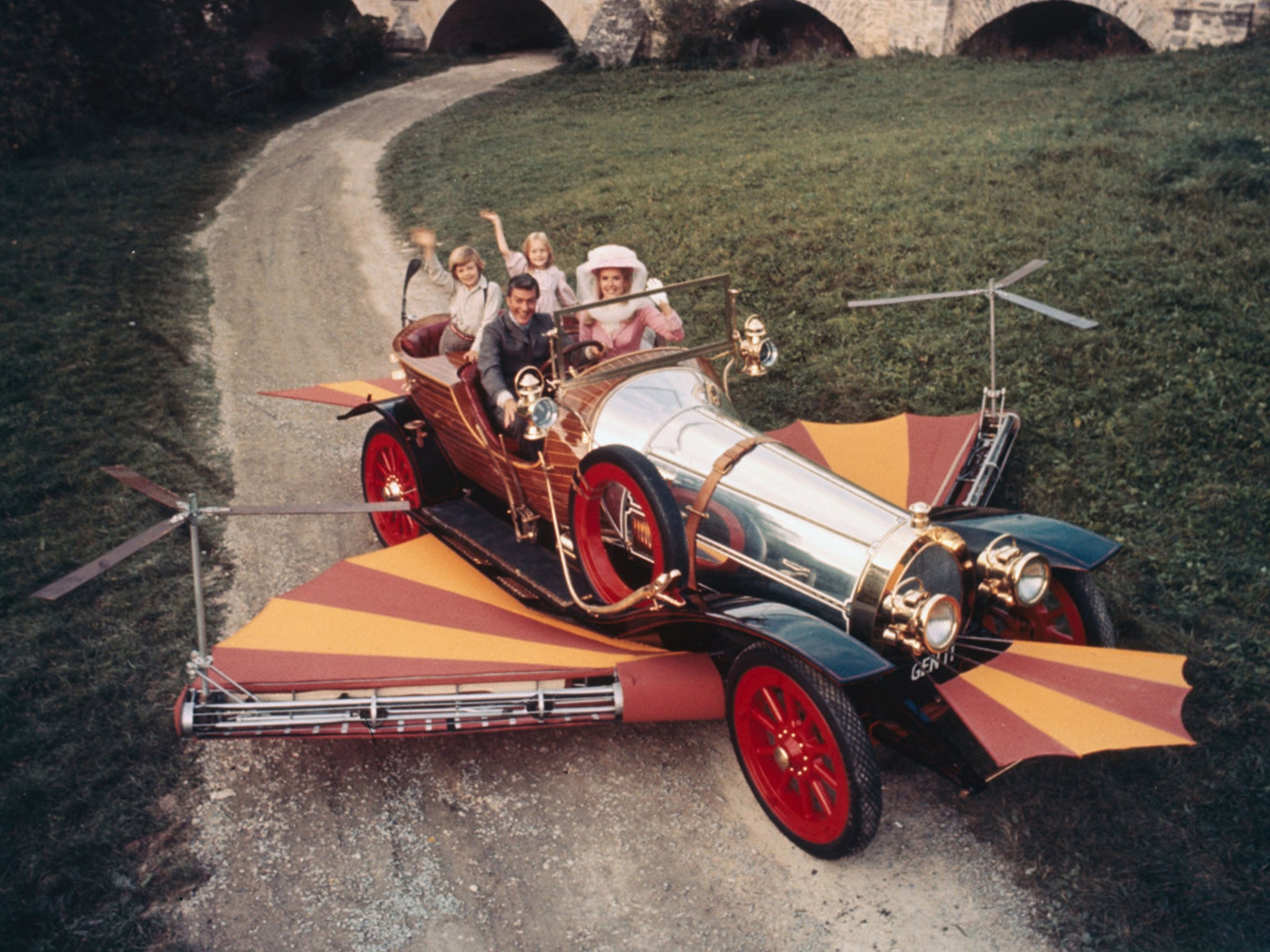 10 things you didn't know about Chitty Chitty Bang Bang