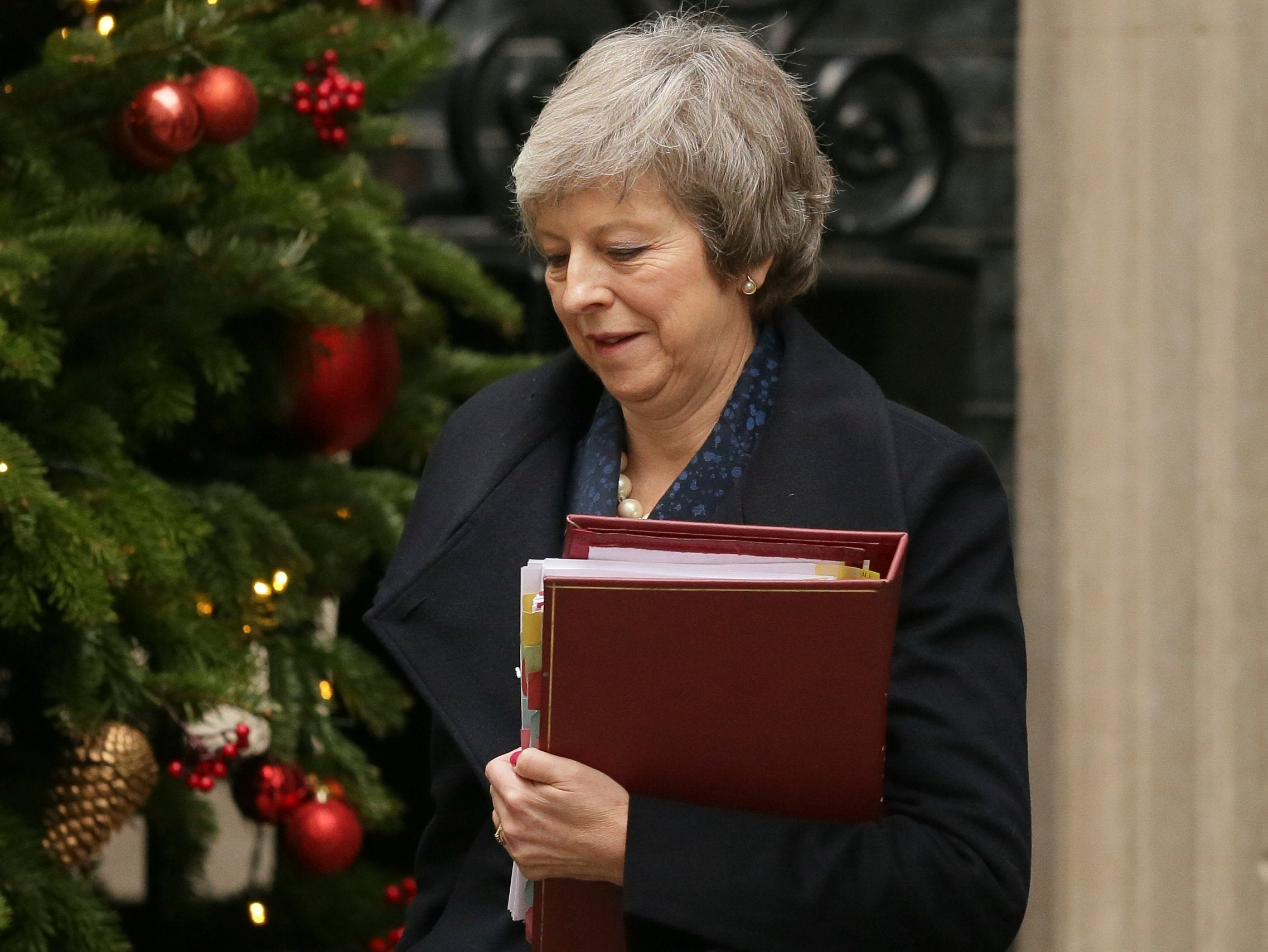 Theresa May no-confidence vote - LIVE: Tory bid to dethrone
