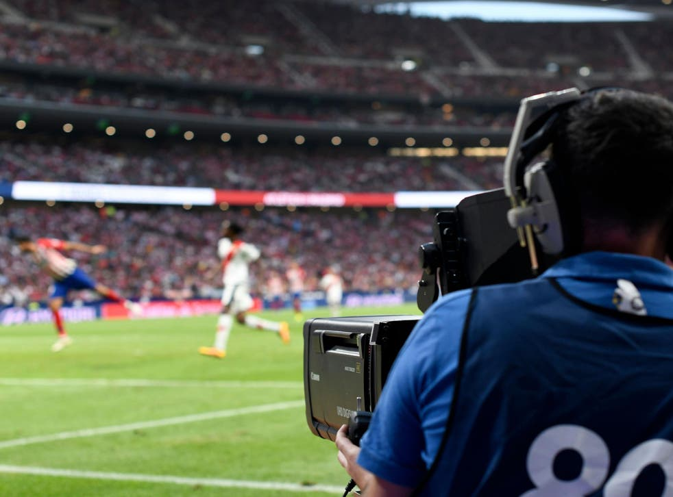 Eleven Sports had bought the exclusive rights to show several European competitions