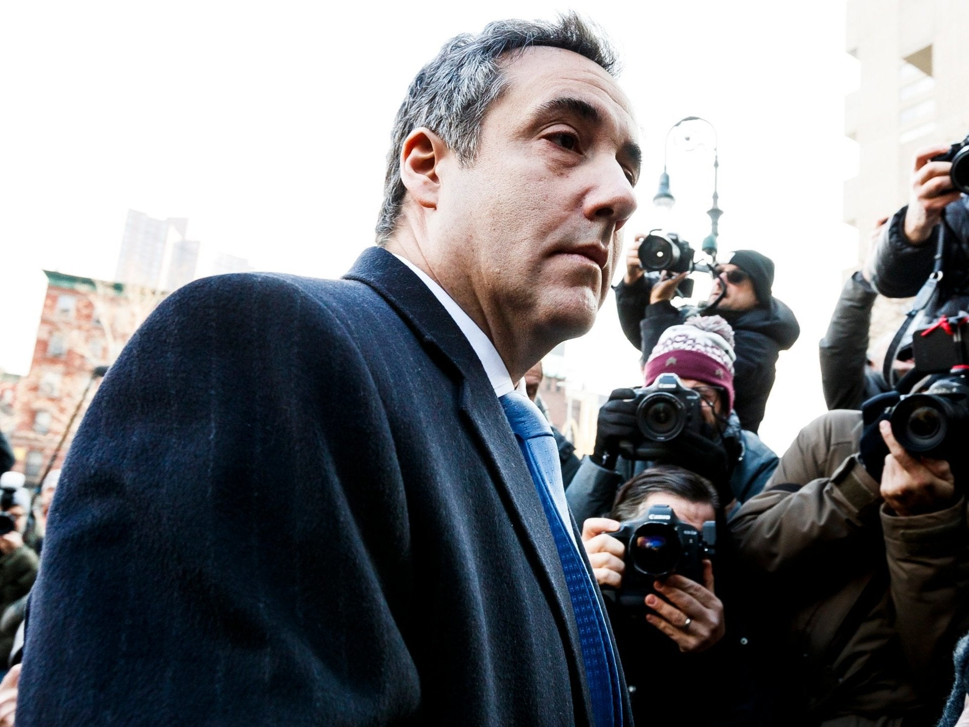 Trump 'directed me' to pay Stormy Daniels hush money and knew it was wrong, Michael Cohen claims