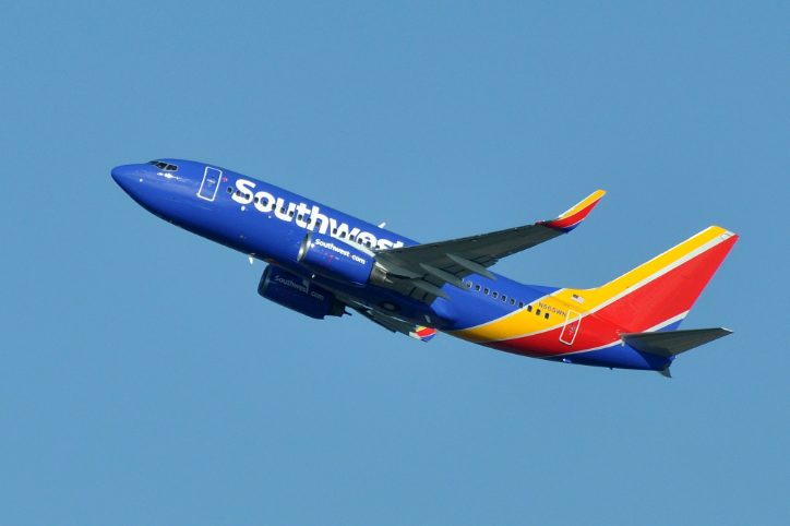 Southwest Airlines flight forced to turn around mid-air when human heart found on board