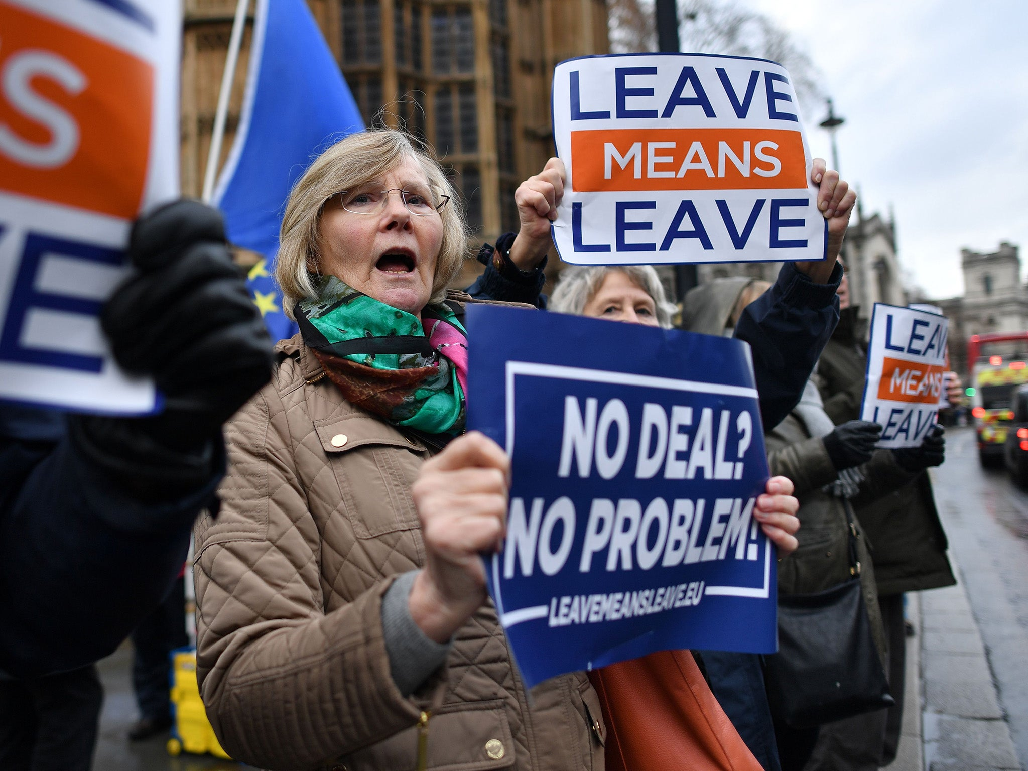 Boris Johnson's no-deal bluster has put Leave voters' livelihoods on the line