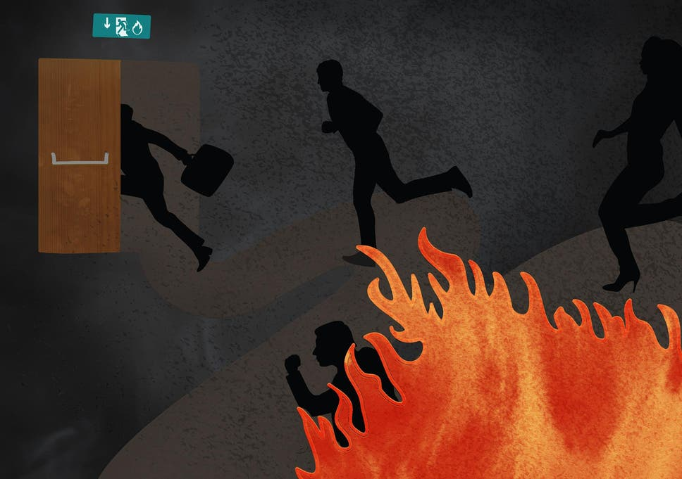 Bonfire of the CEOs: Why was it such a rocky year at the top