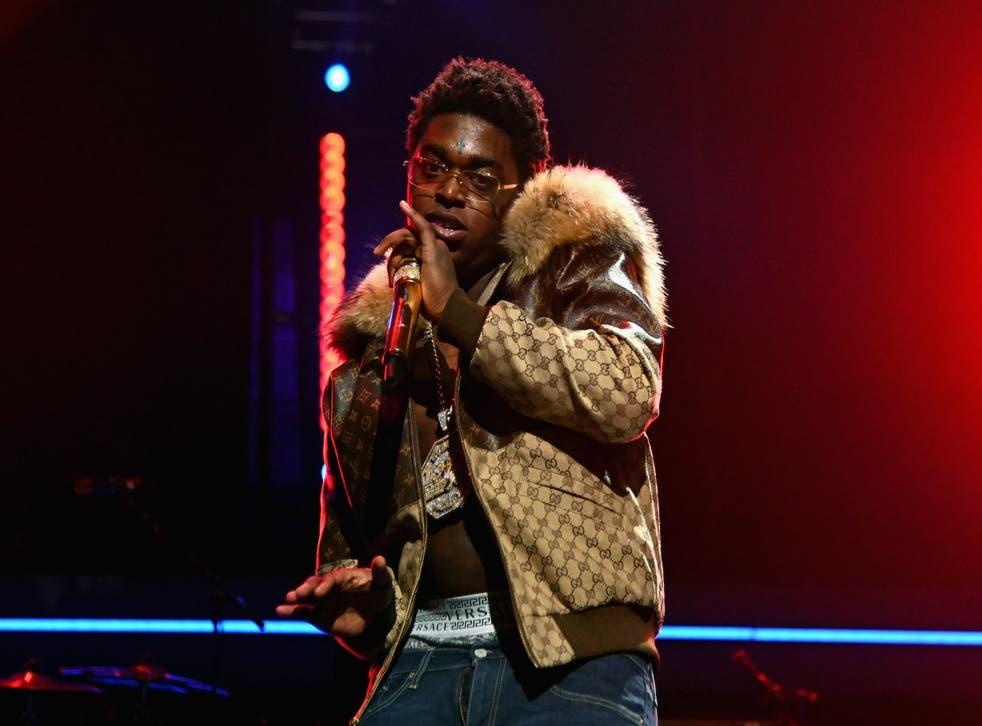 Controversial rapper Kodak Black