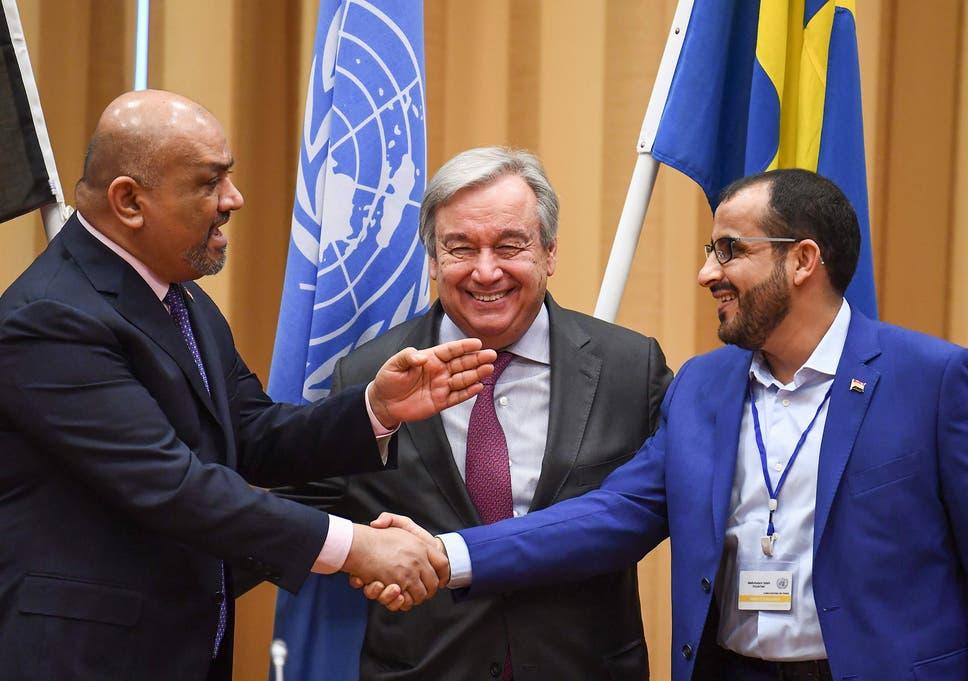 Yemen Peace Talks Glimmer Of Hope For Yemenis As Ceasefire Agreed