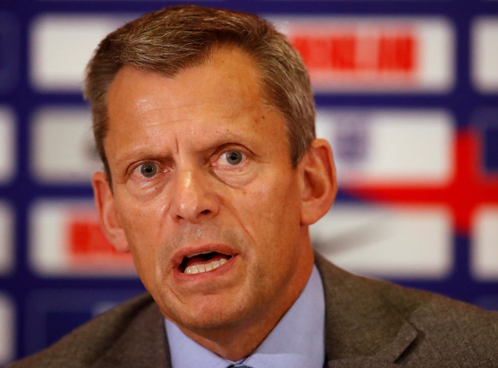 Martin Glenn will leave the FA after a period of success combined with failures off the pitch