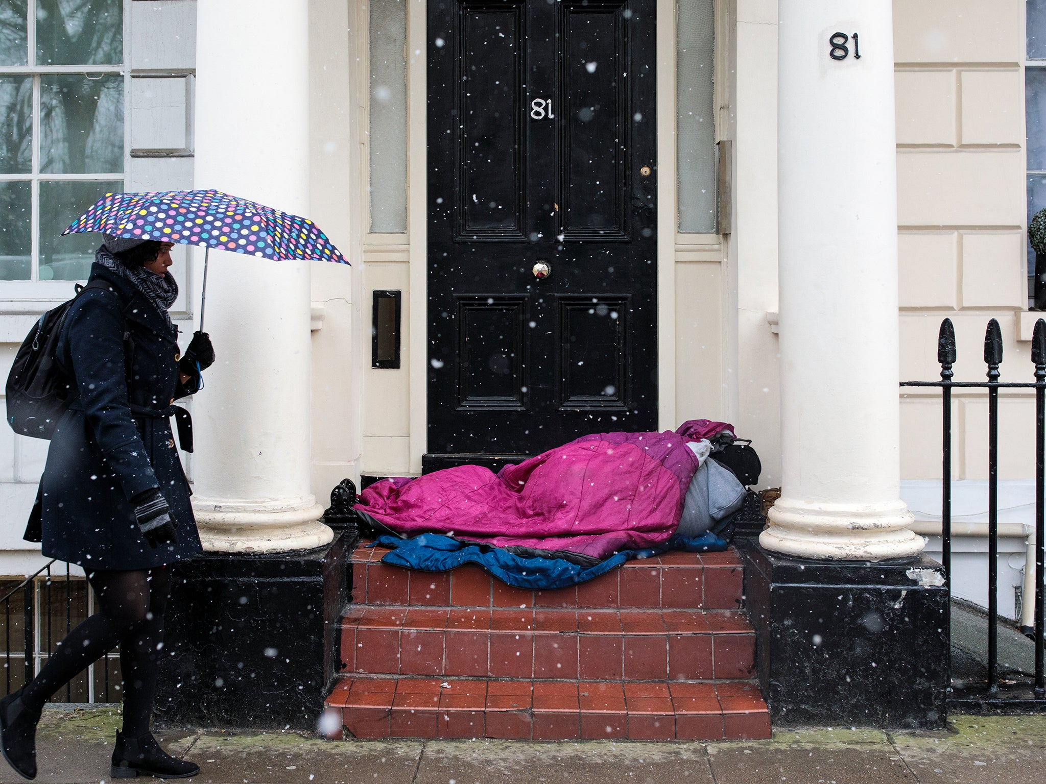 Only 20% of landlords would consider letting property to young people who have been homeless