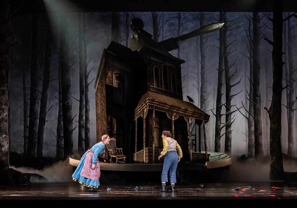 Hansel And Gretel Review Royal Opera House London Director Antony