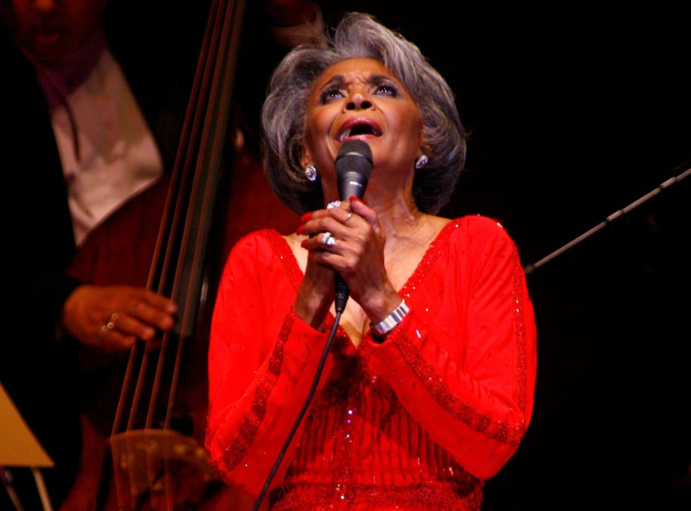 Wilson celebrates her 70th birthday at Carnegie Hall in 2007