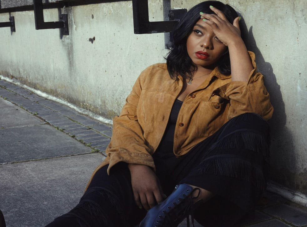 Singer-songwriter Rukhsana Merrise