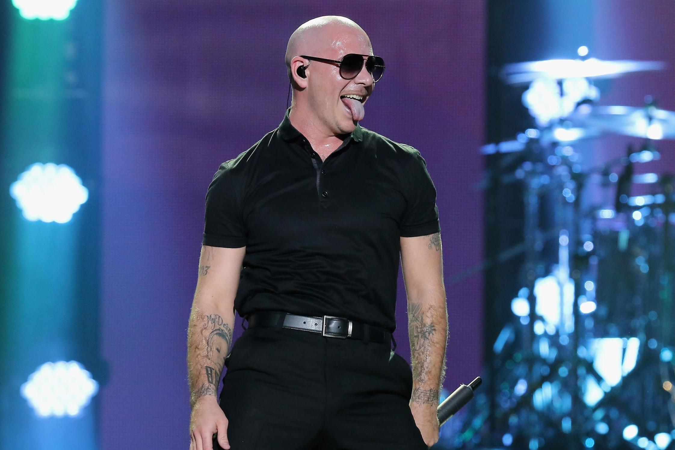 Pitbull covers Toto's 'Africa' for Aquaman soundtrack | The
